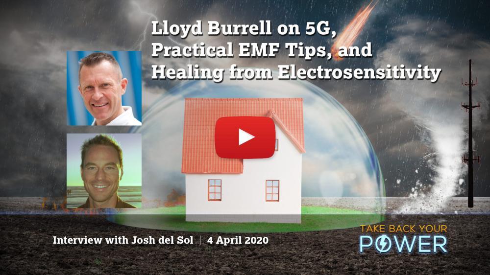 Lloyd Burrell interview
